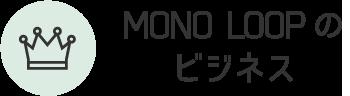 MONO LOOP(モノ・ループ)のビジネス