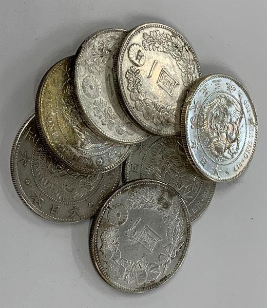 古銭(日本)