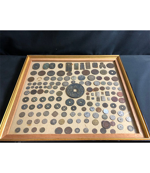 日本古銭 参考品
