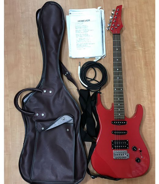 OCERG エレキギター