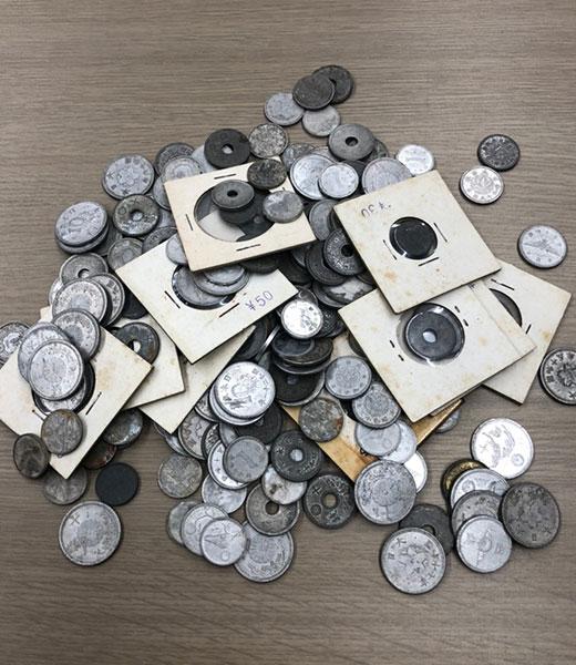 日本古銭・アルミ銭
