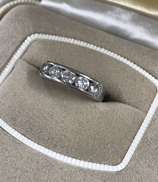パールダイヤリング