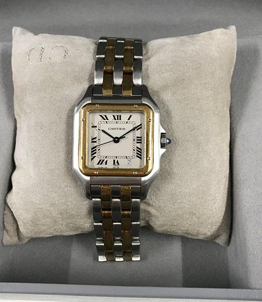 Cartier タンク フランセーズ・レディース
